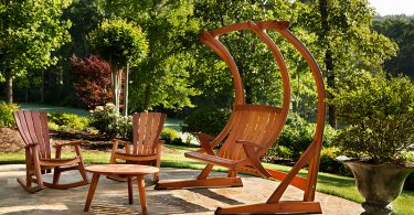 Local Products: Brian Boggs Chairmakers