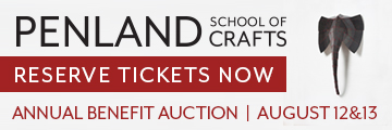 Penland School of Crafts Annual Benefit Auction
