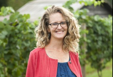 Farmland Conservation Advocate Terri Wells