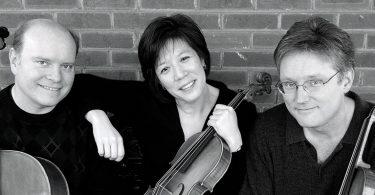 Asheville Chamber Music Series Presents the Aspen String Trio