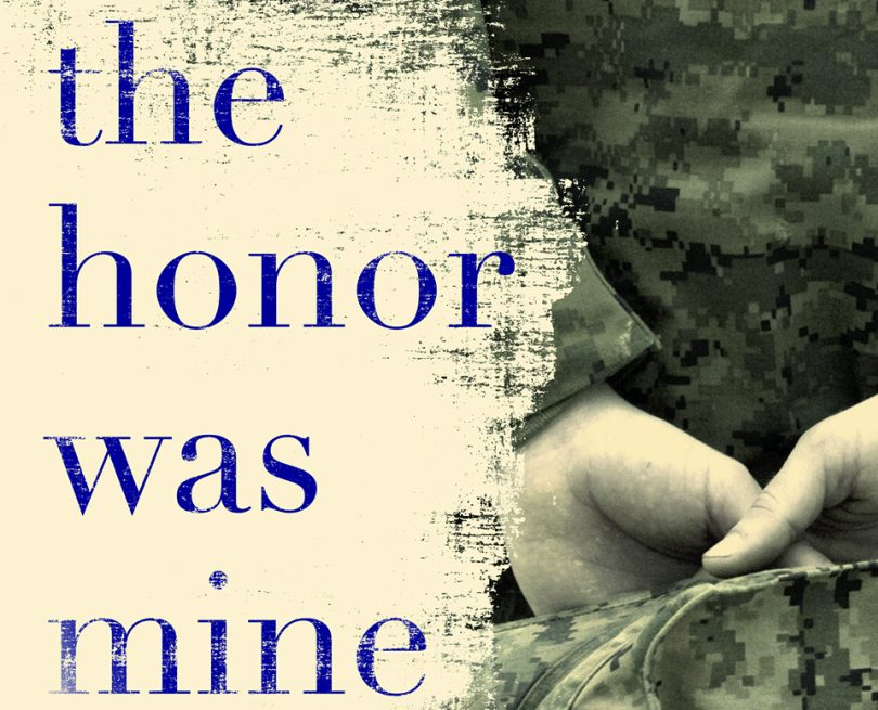 The Honor Was Mine: A Book about Counseling Soldiers