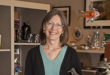 Denise Cook of Toe River Arts Council