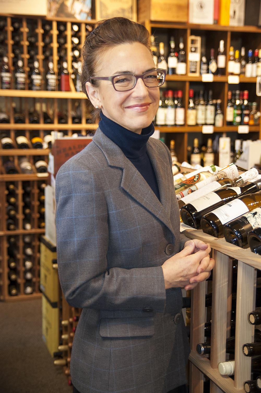 Gina Trippi of Metro Wines