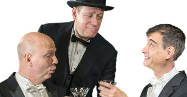 Jeeves and Bertie Return to NC Stage