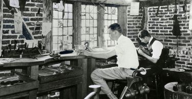 W. W. Dodge: Asheville Artist, Architect, Silversmith and Preservationist