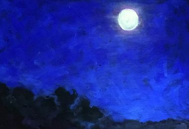 Moonlight on Display: Red House Studios and Gallery