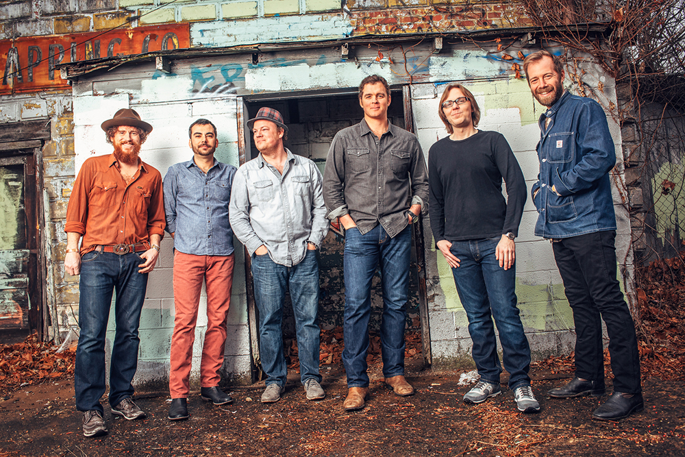 Del McCoury to Play with Steep Canyon Rangers at The Orange Peel