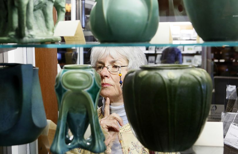 Arts and Crafts Conference Shows at Omni Grove Park Inn