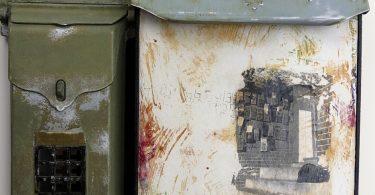 Assemblage Art, Joseph Cornell and Eco-Depot Marketplace