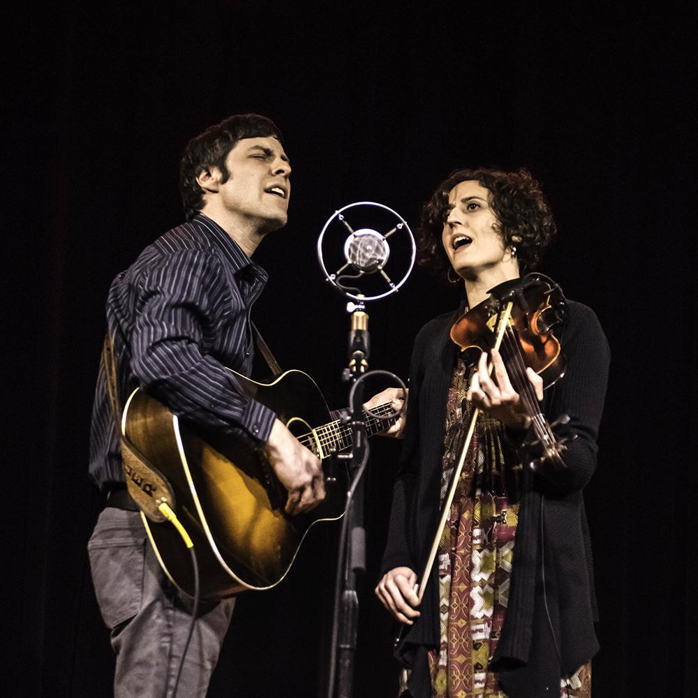 Zoe & Cloyd Valentine's Concert