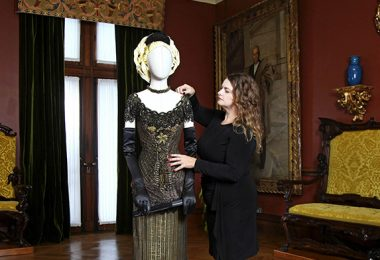 Designed for Drama: Fashion from the Classics Opens at Biltmore