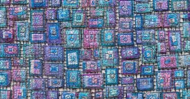 Grovewood Gallery Presents Susan Lenz: In Stitches