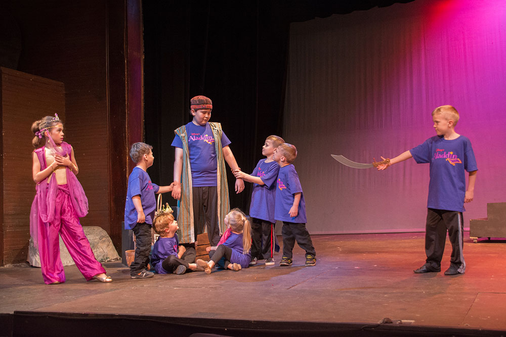 Parkway Playhouse Junior