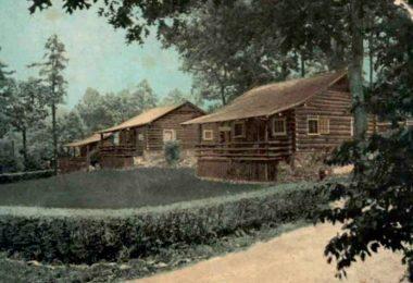 Homeland Park in Asheville