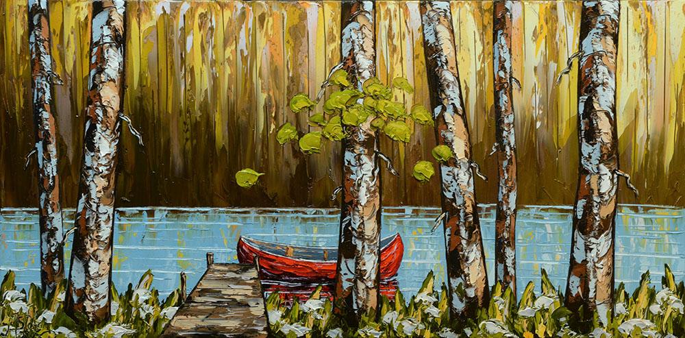 Grand Bohemian Gallery: Stefan Horik Paintings