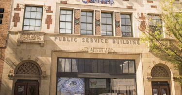 Asheville's the Public Service Building