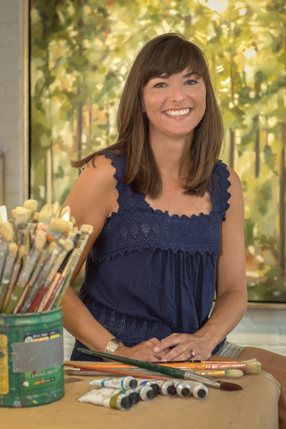 Cover Artist Cheyenne Trunnell