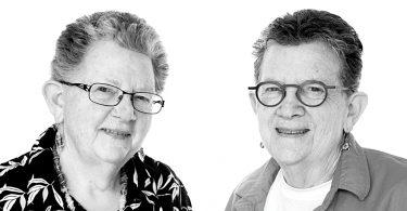 Edwina Bringle and Cynthia Bringle