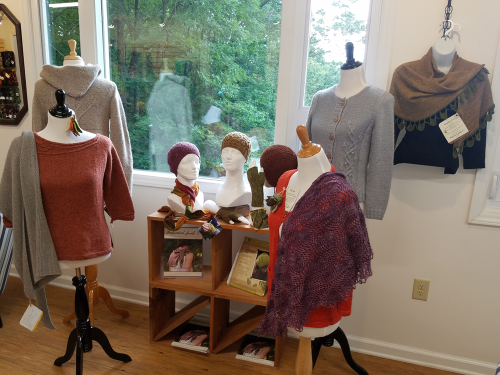 Craft at Kniticality in Saluda