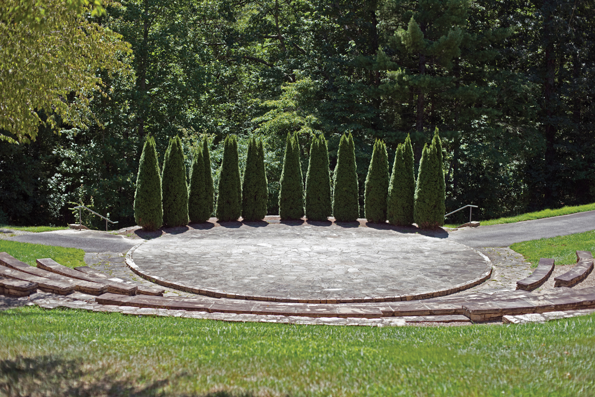 Summer Lights at North Carolina Arboretum
