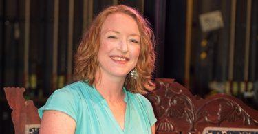 Rae Geoffrey of Diana Wortham Theatre