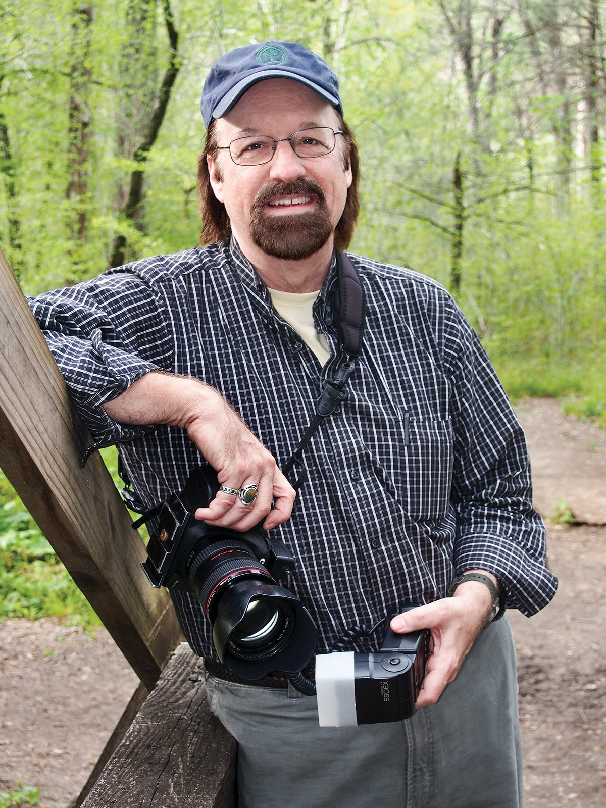 Grovewood Gallery Hosts Appalachian Photographer Tim Barnwell