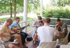 Programs at Smith-McDowell House Preserve Traditional Appalachian Music