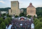 LEAF Downtown AVL to Take Over Pack Square Park