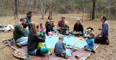 Asheville Forest School Offers an Alternative to Traditional Preschool