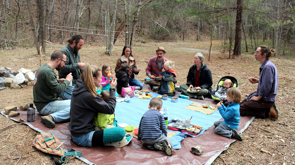 Asheville Forest School Offers an Alternative to Traditional Preschool