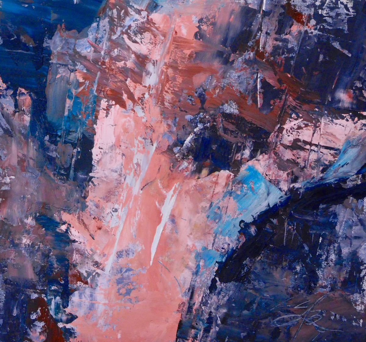 Cathyann Burgess at Asheville Gallery of Art