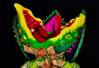 Little Shop of Horrors at Flat Rock Playhouse