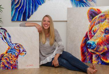 An Update on Artist Jen Starwalt