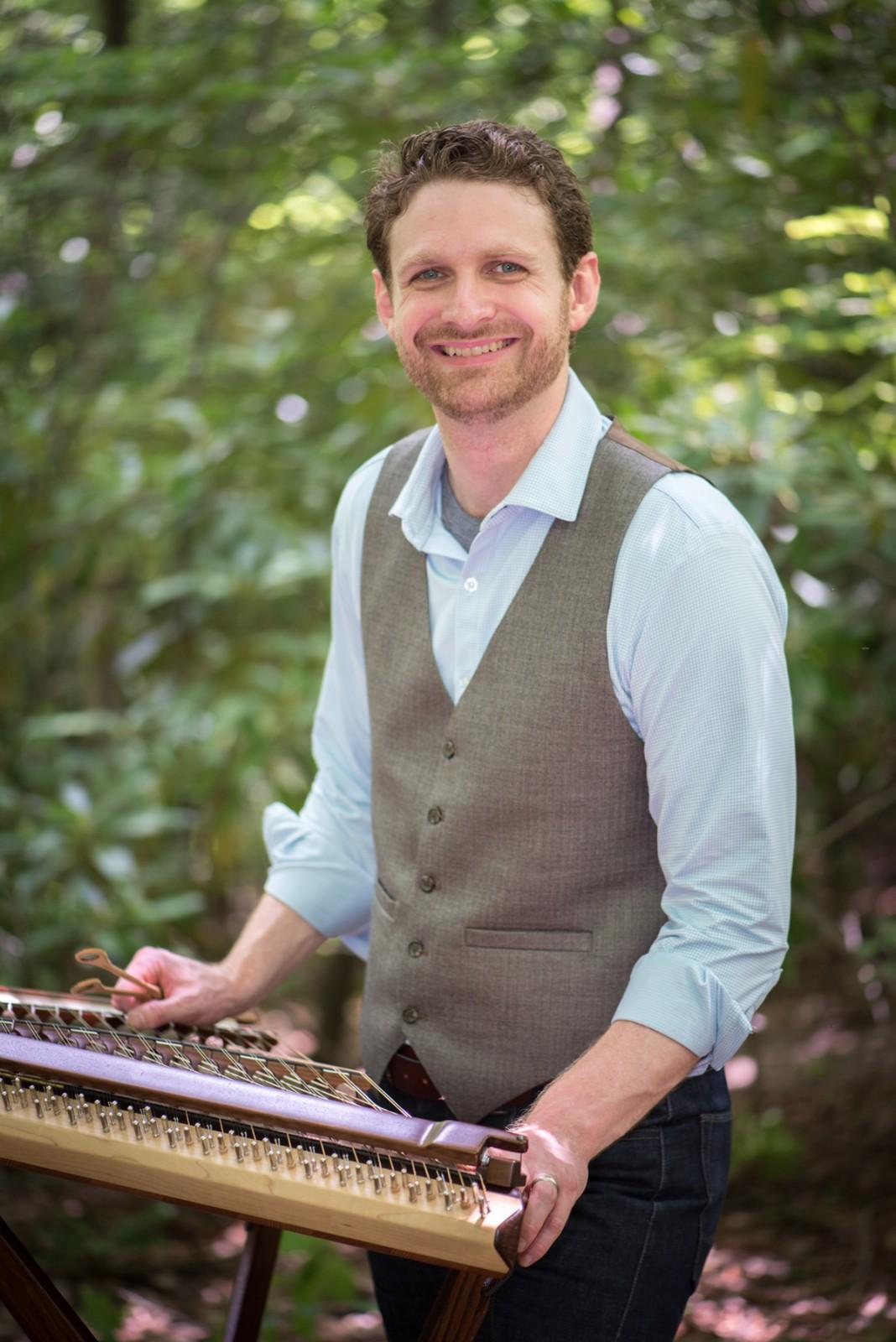 Musician Joshua Messick