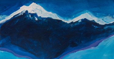 Winter Blues at Asheville Gallery of Art