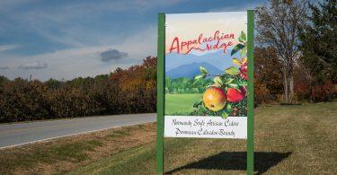 Appalachian Ridge Artisan Cider