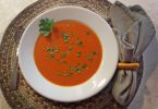 Hearty Winter Fare: Tomato Bisque