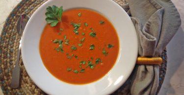 Hearty Winter Fare: Tomato Bisque