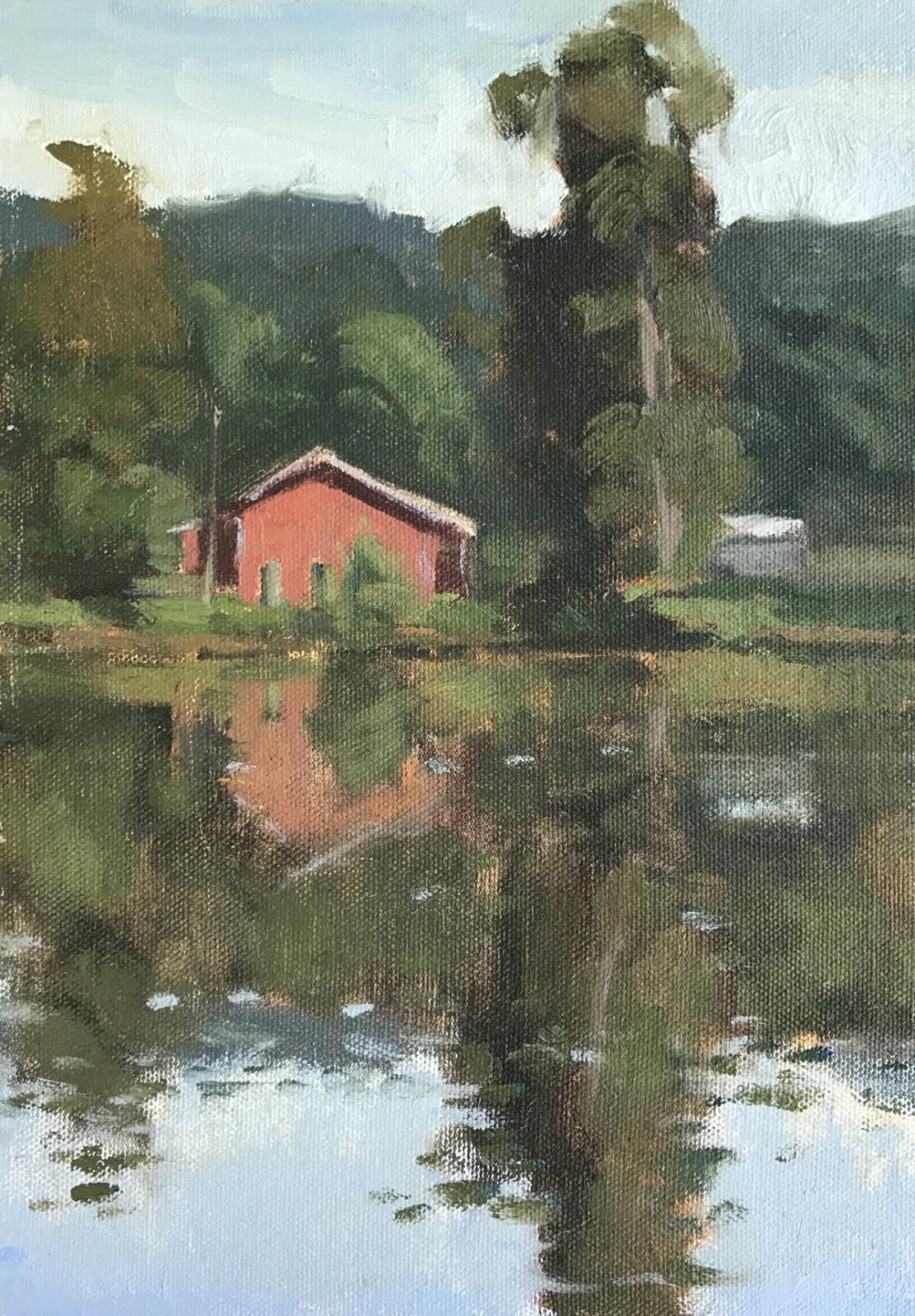 Asheville Urban Landscape Painters