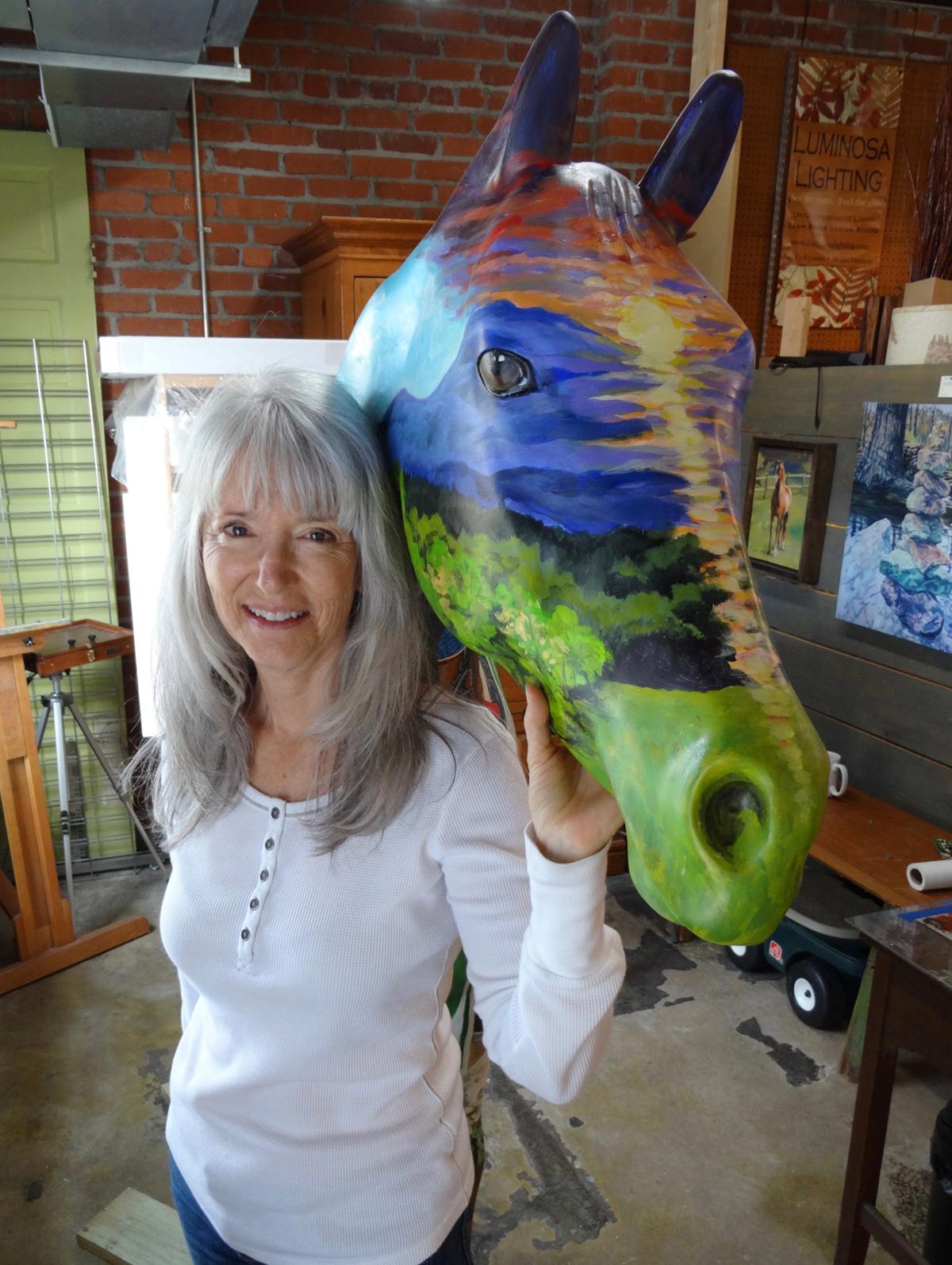Art of the Horse Returns to Carolina Foothills
