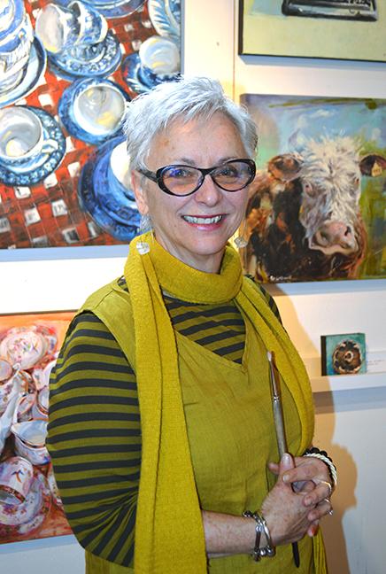 Shop Talk Patricia Cotterill