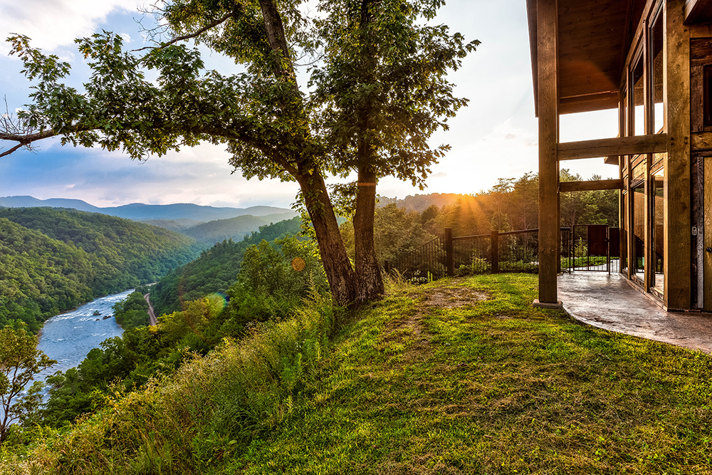 French Broad Crossing Sustainable Housing