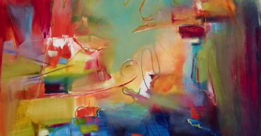 Abstract Expressionist Deanna Chilian