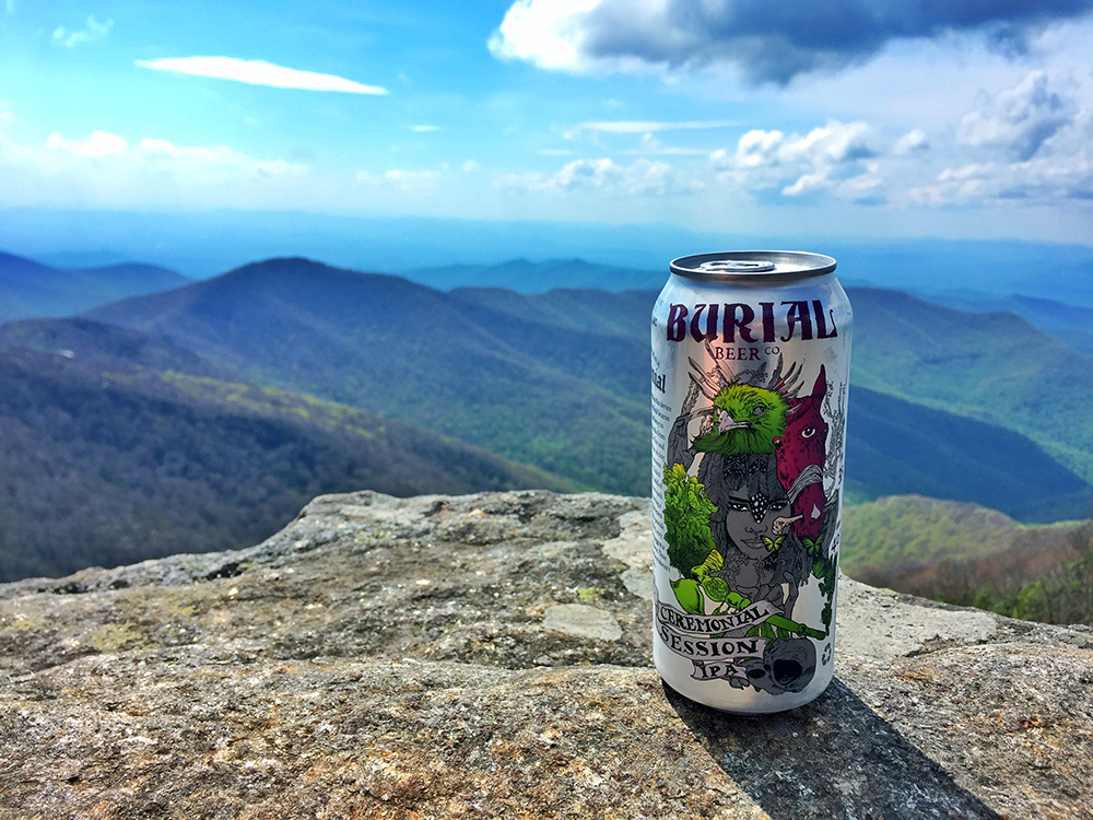Burial Beer's New Location