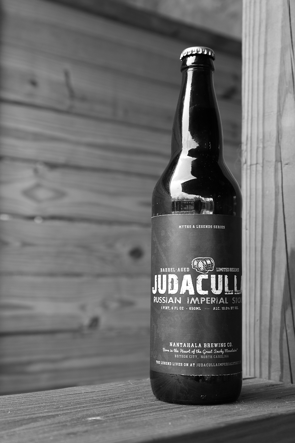 Nantahala Brewing: Judaculla Russian Imperial Stout