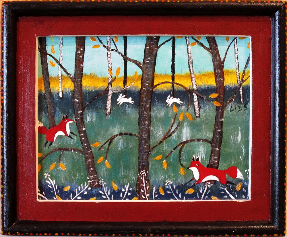 13th Annual Miniatures Show at American Folk Art and Framing - The ...