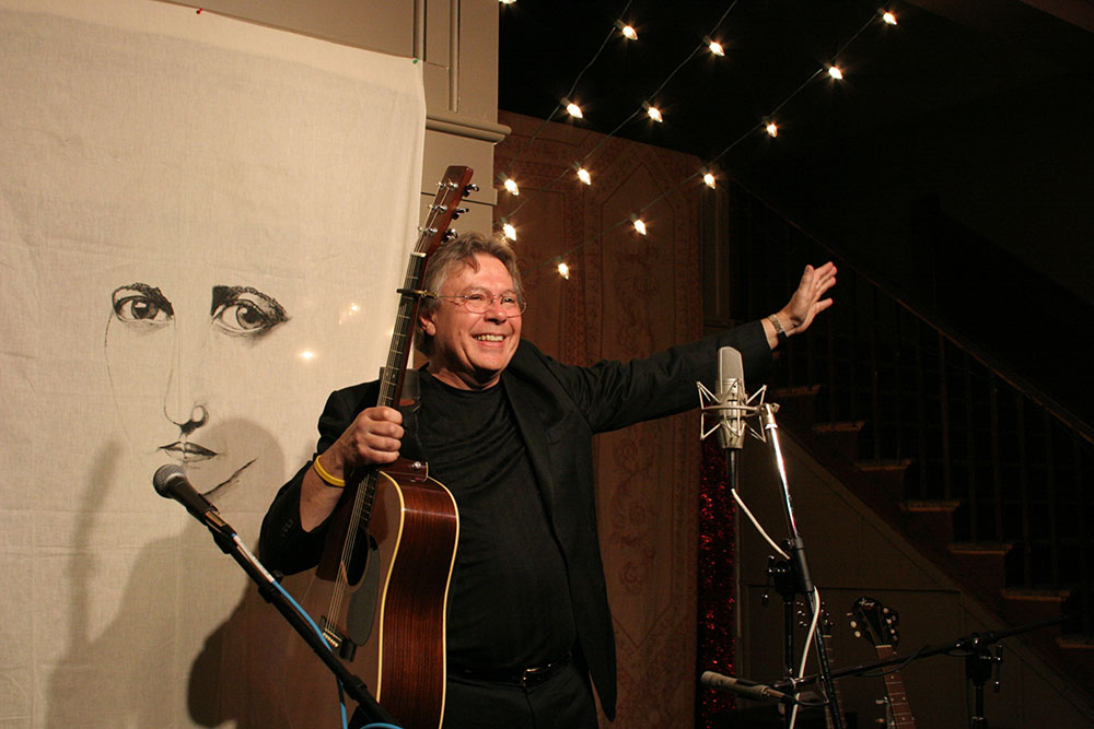 Cecil Sharp Exhibit and Joe Penland Concert
