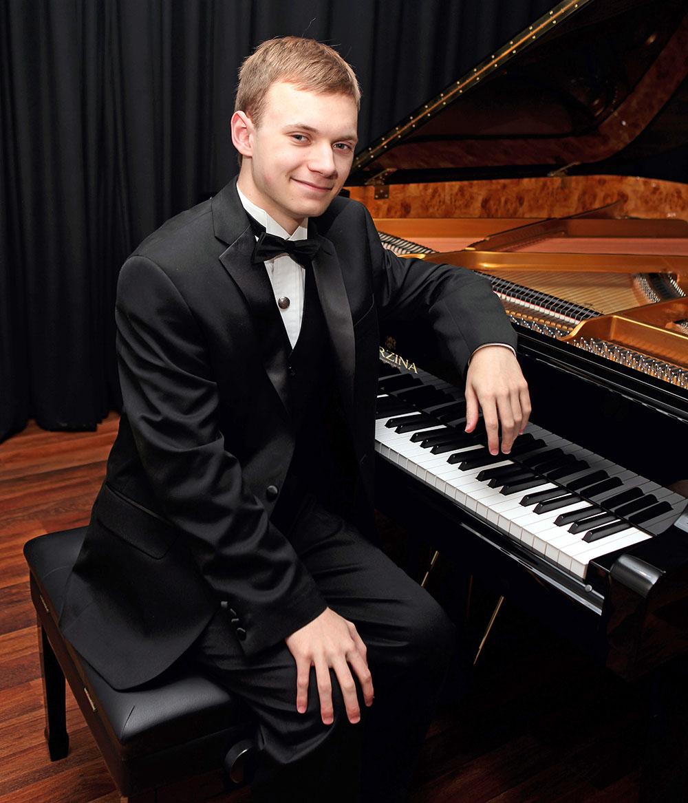 World Masterwork Series Benefit Concert—The 3B's