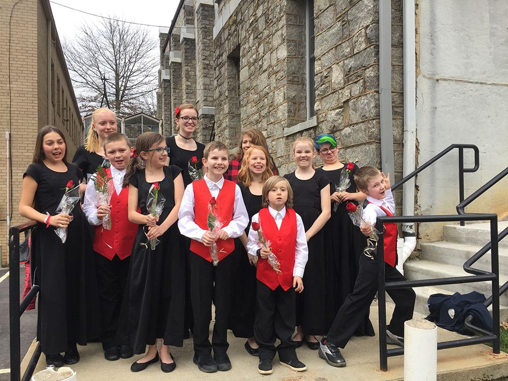 Celebration Singers Celebrates Ten Years