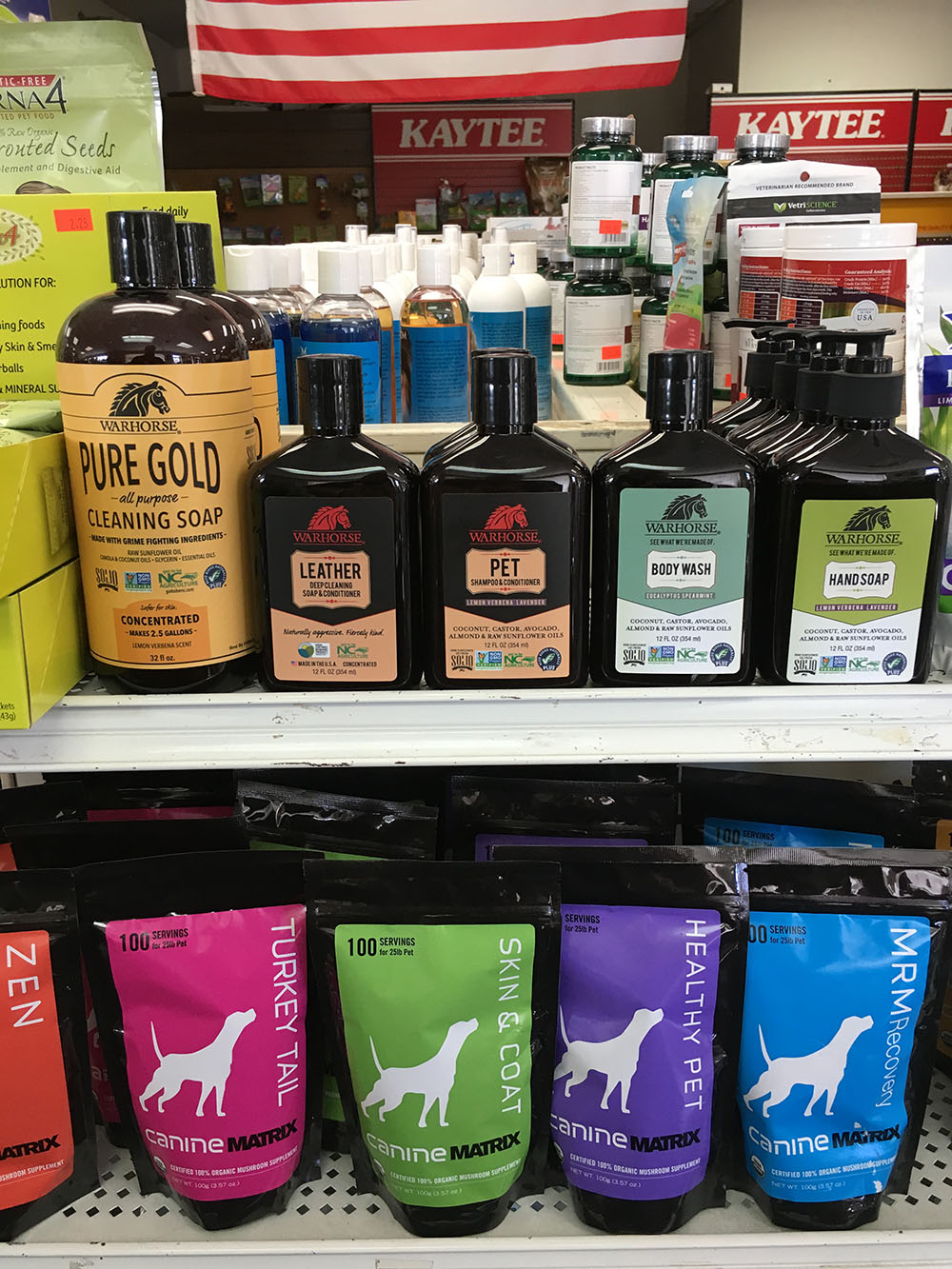 Local Products: Asheville Pet Supply